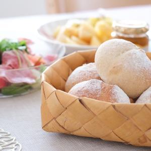 【美味しいパンが焼きたくて】パン作り初心者が挑戦する高橋雅子さんの「少しのイーストでゆっくり発酵パン」