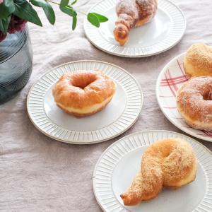 【週末おやつ】天然酵母でふかふかドーナツ