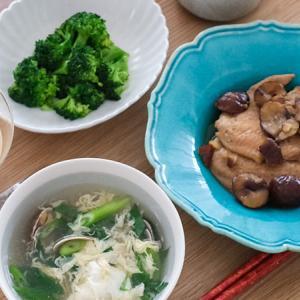ウー・ウェンさんのレシピで…中華なお昼ごはん