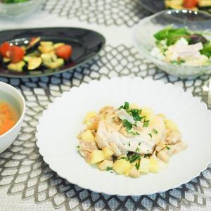 今週のkitOisix|越前白山鶏ムネ肉のしっとり煮込み