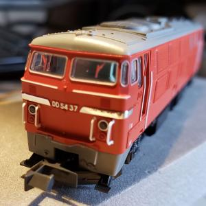 [鉄道模型] 整備記録 DD54