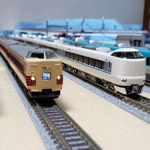 [鉄道模型] 整備記録 381系100番台