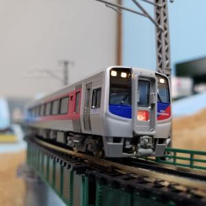 [鉄道模型] 入線記録 JR四国N2000系 3両セット