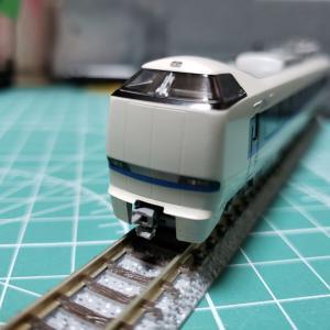 [鉄道模型] 整備記録 683系