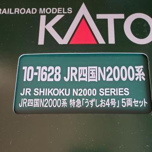 [鉄道模型] 入線記録 再びN2000系