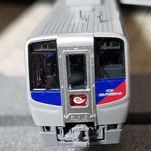 [鉄道模型] 整備記録 「特急うずしお」「特急宇和海」N2000系