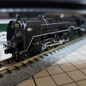 [鉄道模型] 入線記録 C62-2 東海道形