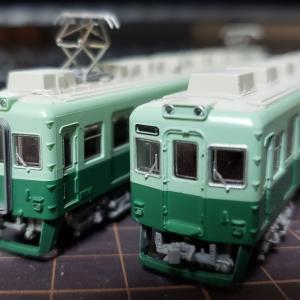 [鉄道模型] 入線記録 鉄コレ 南海7000系新塗装