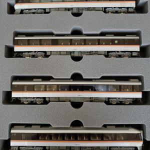 [鉄道模型]整備記録 キハ85系