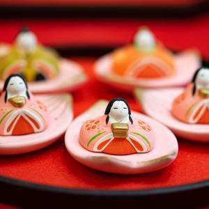 癒やしの小さなひな人形展:八尾町