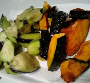 夏野菜カリー