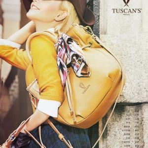 タスカンズ:フィレンツェ発祥のバッグブランド