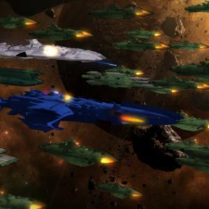 【フリー効果音】超ド級の戦艦や巨大ゴジラ的生物 登場の曲(ジングル)