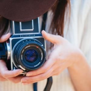 【フリー効果音】カメラのシャッター音 カシャ