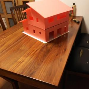 家の模型が出来た! ヤマダホームズで家建てちゃうわ!