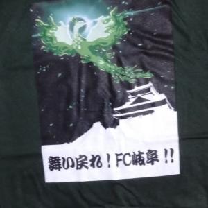 今年のオリジナル応援Tシャツを公開。