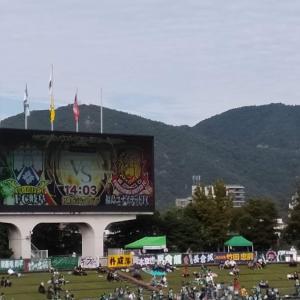 2020第22節ホーム福島戦「立て直せず」