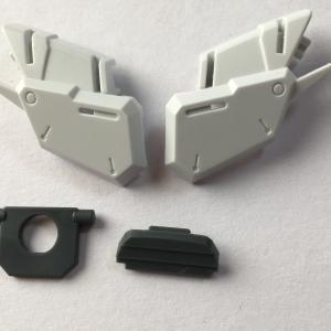 MG フリーダムガンダム Ver.2.0 #3 肩部フレーム・頭部