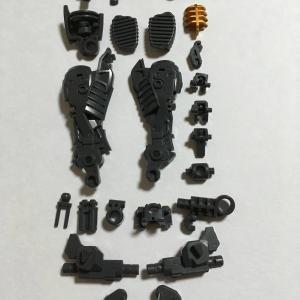 MG ガンダムF91 #3 下半身フレーム