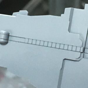 MG ZZガンダムVer.Ka #9 塗装