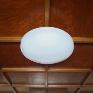 LED照明器具、移設&新規取り付けです。