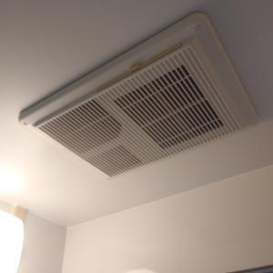 タカラ、浴室換気暖房機修理です。