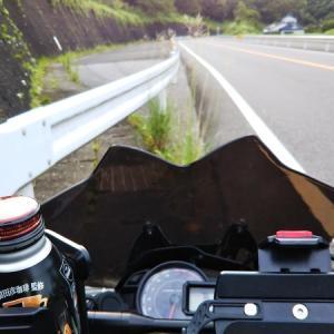 トライトライトライからのバイク便なブツの受け渡し。