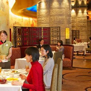 ミラコスタのレストランで本格的な中華を堪能!シルクロードガーデンをご紹介