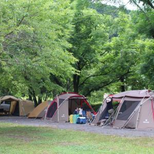 ならここキャンプ場