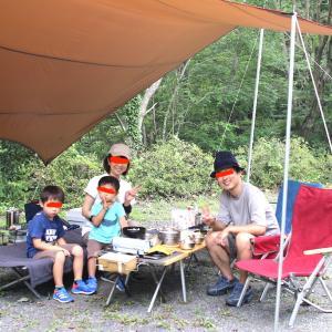 西富士オートキャンプ場 2泊3日