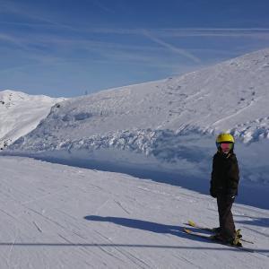 玄人好み・ダヴォスのスキー場②【Rinerhorn】