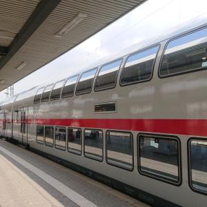 【ドイツ鉄道】座席指定の予約方法と一日乗り放題チケット『Quer-durchs-Land-Ticket』
