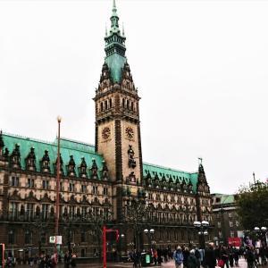 ドイツ第2の都市・ハンブルクは北ドイツの華