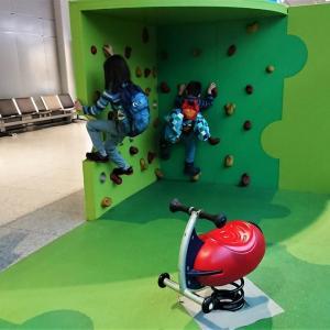 フランクフルト国際空港『FRA』からフェレンツリスト国際空港『BUD』【ブダペスト】