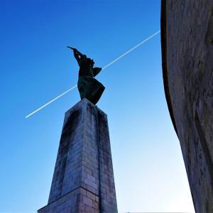 ゲッレールトの丘の要塞・ツィタデッラ【ハンガリー・ブダペスト】