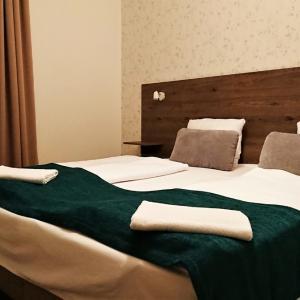 ブダペスト年越しで泊まったアパートホテル【Nova City Aparthotel】