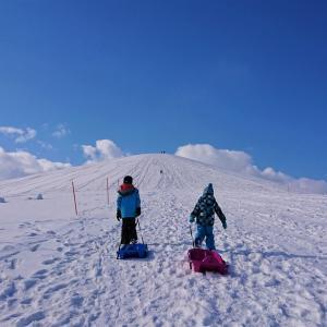 【モエレ沼公園】札幌で雪遊び【北海道】