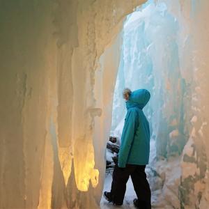 層雲峡温泉 氷瀑まつり【北海道】