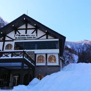 大雪山層雲峡・黒岳ロープウェイ【北海道】