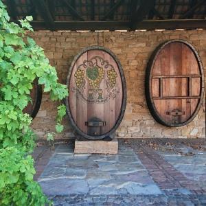 ドイツワイン街道の入り口・ワイントア