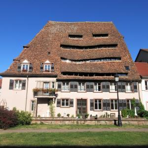 古き良き面影を残すアルザス北部の街 Wissembourg【フランス】