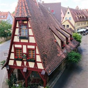 【全世界の屋根好きに捧ぐ】ローテンブルクの市壁と塔めぐり【ドイツ】
