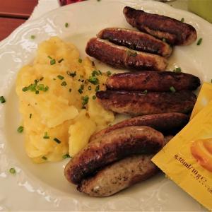 美味しいニュルンベルガーソーセージを求めて。【ドイツ・ニュルンベルク】