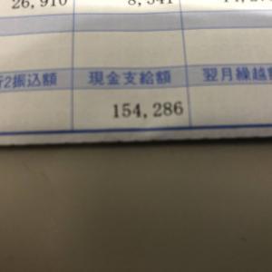 コンビニオーナーワイの今月の給料
