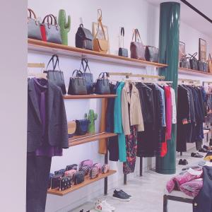 【事例紹介】Oさまファッション講座&同行ショッピング【銀座】