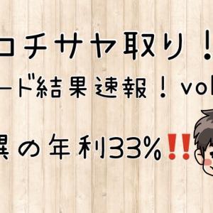 『FXズロチサヤ取りトレード結果Vol.2!年利約33%✨』