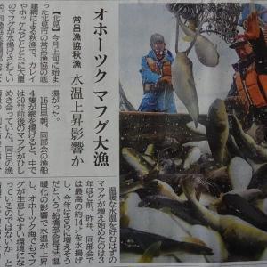 道南爺様日記 北海道の秋 新聞記事から20191023