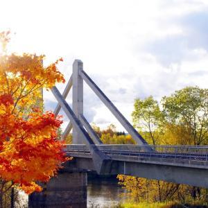 永山新川 宗谷本線鉄道橋