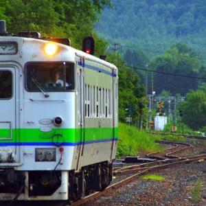 根室本線 東鹿越駅