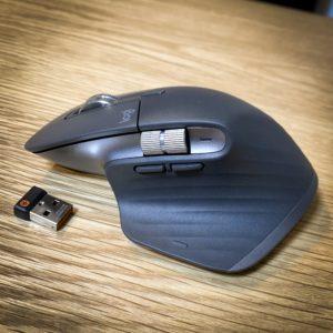 MX MASTER 3 LOGICOOL 最強マウスを買いました